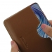 ViVO X23 Leather Wallet Sleeve Case (Brown) handmade leather case by PDair