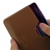 ViVO Z1 Lite Leather Wallet Sleeve Case (Brown) handmade leather case by PDair