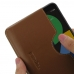 Google Pixel 4 XL Leather Wallet Sleeve Case (Brown) handmade leather case by PDair