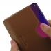 OPPO Find X Leather Wallet Sleeve Case (Brown) handmade leather case by PDair