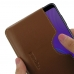Samsung Galaxy A9 (2018) Leather Wallet Sleeve Case (Brown) handmade leather case by PDair
