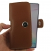 Samsung Galaxy Note 10 Plus (in Slim Cover) Holster Case (Brown) handmade leather case by PDair