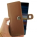 Sony Xperia 10 Plus Leather Holster Case (Brown) handmade leather case by PDair