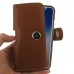 iPhone X (in Slim Cover) Holster Case (Brown) handmade leather case by PDair