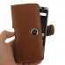 BlackBerry KEY2 Leather Holster Case (Brown) handmade leather case by PDair