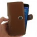 Asus Zenfone 3 Zoom Leather Holster Case (Brown) handmade leather case by PDair