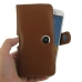 HTC 10 EVO Leather Holster Case (Brown) handmade leather case by PDair