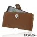 LG G4 Stylus Leather Holster Case (Brown) custom degsined carrying case by PDair