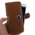MEIZU U20 Leather Holster Case (Brown) handmade leather case by PDair