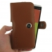 LG V20 Leather Holster Case (Brown) handmade leather case by PDair