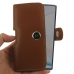 Samsung Galaxy Note 10 (in Slim Cover) Holster Case (Brown) handmade leather case by PDair