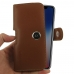 Apple iPhone X Leather Holster Case (Brown) handmade leather case by PDair