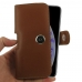 iPhone XS Leather Holster Case (Brown) handmade leather case by PDair