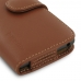 Sony Xperia X Leather Holster Case (Brown) top quality leather case by PDair
