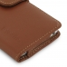Meizu Pro 6 Leather Holster Case (Brown) top quality leather case by PDair