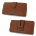 Samsung-Galaxy-A5-2017-Leather-Holster-Case-Brown protective carrying case by Pdair