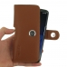 Samsung Galaxy S8 Leather Holster Case (Brown)  handmade leather case by PDair