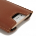 iPhone 8 Leather Sleeve (Brown) genuine leather case by PDair