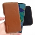 Huawei P30 Leather Holster Pouch Case (Brown) handmade leather case by PDair