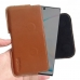 Samsung Galaxy Note 10 5G Leather Holster Pouch Case (Brown) handmade leather case by PDair