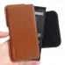 BlackBerry KEY2 Leather Holster Pouch Case (Brown) handmade leather case by PDair