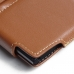 BlackBerry Priv Leather Holster Pouch Case (Brown) custom degsined carrying case by PDair