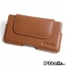 Samsung Galaxy A7 2016 A7100 Leather Holster Pouch Case (Brown) best cellphone case by PDair