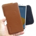 HTC 10 EVO Leather Holster Pouch Case (Brown) handmade leather case by PDair