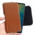 Huawei Mate 20 Leather Holster Pouch Case (Brown) handmade leather case by PDair
