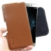 LeEco Le Pro 3 Leather Holster Pouch Case (Brown) genuine leather case by Pdair