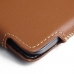 Moto X Style / Pure Edition Leather Holster Pouch Case (Brown) custom degsined carrying case by PDair