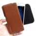 MEIZU U20 Leather Holster Pouch Case (Brown) handmade leather case by PDair