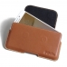 Samsung Galaxy On7 2016 Leather Holster Pouch Case (Brown) handmade leather case by PDair