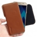 Samsung Galaxy A7 (2017) Leather Holster Pouch Case (Brown)  handmade leather case by PDair