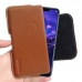Huawei Mate 20 Lite Leather Holster Pouch Case (Brown) handmade leather case by PDair