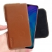 Huawei Honor 20i Leather Holster Pouch Case (Brown) handmade leather case by PDair