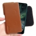 Nokia 7.2 Leather Holster Pouch Case (Brown) handmade leather case by PDair