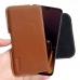 OnePlus 6T Leather Holster Pouch Case (Brown) handmade leather case by PDair