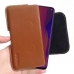 OPPO Find X Leather Holster Pouch Case (Brown) handmade leather case by PDair
