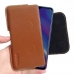 OPPO K1 Leather Holster Pouch Case (Brown) handmade leather case by PDair