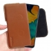 Samsung Galaxy A30 Leather Holster Pouch Case (Brown) handmade leather case by PDair