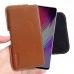 Samsung Galaxy S10 5G Leather Holster Pouch Case (Brown) handmade leather case by PDair