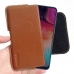 Samsung Galaxy A50 Leather Holster Pouch Case (Brown) handmade leather case by PDair