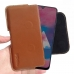 Samsung Galaxy M30 Leather Holster Pouch Case (Brown) handmade leather case by PDair