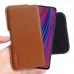 ViVO V15 Pro Leather Holster Pouch Case (Brown) handmade leather case by PDair