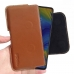 Xiaomi Mi Mix 3 5G Leather Holster Pouch Case (Brown) handmade leather case by PDair