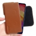 Xiaomi Redmi Note 7 Pro Leather Holster Pouch Case (Brown) handmade leather case by PDair