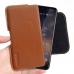 Nokia 3.2 Leather Holster Pouch Case (Brown) handmade leather case by PDair