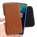 OnePlus 7T Pro Leather Holster Pouch Case (Brown) handmade leather case by PDair