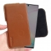 Samsung Galaxy Note 10 Plus 5G Leather Holster Pouch Case (Brown) handmade leather case by PDair